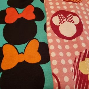 LuLaroe Disney bundle of two NWT tops